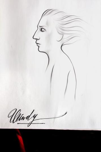 Windy in Uruguay
