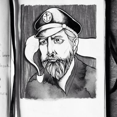 Sailor, Ink