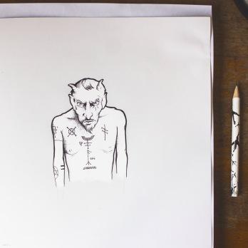 Devil, Ink
