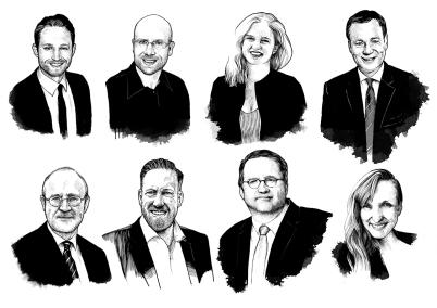 Portraits für die LTO